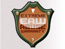 Extreme Abuse Warranty
