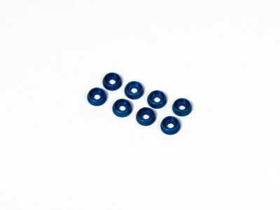 3mm SHCS Washer (blue)