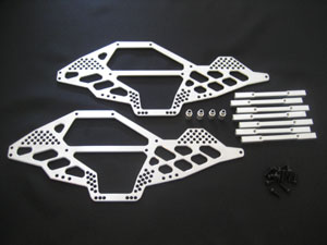 SPV2 Chassis w/ 81mm Braces